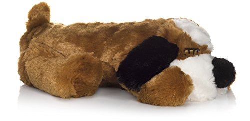 Smart Pet Love Snuggle Puppy Behavioral Aid Toy, Brown and White by Smart Pet Love (Image #2)