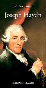 Joseph Haydn par Frédéric Gonin