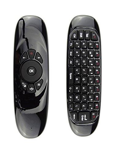Xfox® C120 2.4G Mini Flying Wireless Keyboard 6-Axis Gyrosc