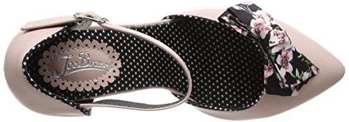 Cheville Joe Escarpins Two Femme Browns Shoes A dusky Rose For Bride Tea Pink rgqXrnxfw0