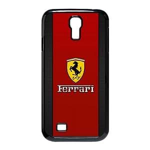 Samsung Galaxy S4 9500 Cell Phone Case Black Ferrari I0472297