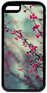 Branches Theme Case for iPhone 6 4.7'' PC Material Black
