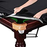 Kohree 8FT Pool Table Cover, Waterproof & UV
