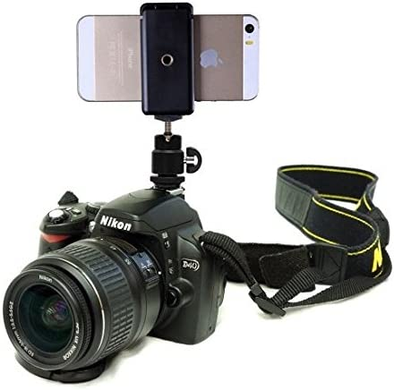 DSLR zapata destello soporte de cámara para iPhone 6S plus/iPhone ...