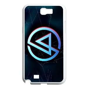 Linkin Park Samsung Galaxy N2 7100 Cell Phone Case White Phone Accessories SH_760505