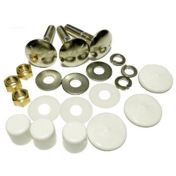 SR Smith 69209032SS Board mounting bolt kit, SS, Frontier II