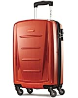 Samsonite Luggage Winfield 2 Fashion HS Spinner 20, Orange, 20-Inches