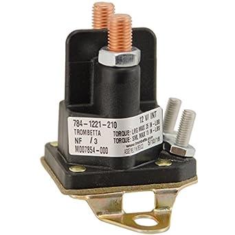 amazon com toro 117 1197 solenoid industrial scientific rh amazon com Ignition Switch Wiring Diagram Boat Ignition Switch Wiring Diagram