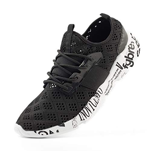 3239903d2 Wander G Men's Lightweight Breathable Mesh Street Sport Walking Shoes  Casual Sneakers for Sports Gym Walking