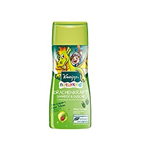Kneipp Naturkind Drachenkraft – Shampoo e bagnoschiuma, 200 ml