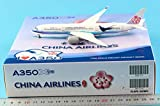 JC Wings 1:400 XX4724A China Airlines Plane