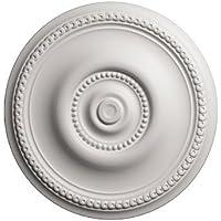 Rosetón de techo de poliétano 1.002 diámetro 52