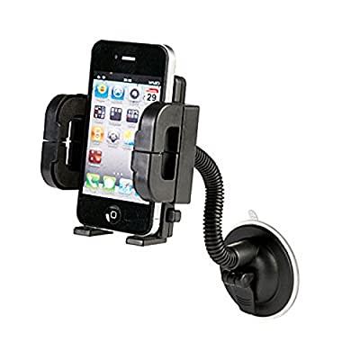 Universal Holder for Cell Phones, I Phones, Gps's, Blackberries, Pda's and More!
