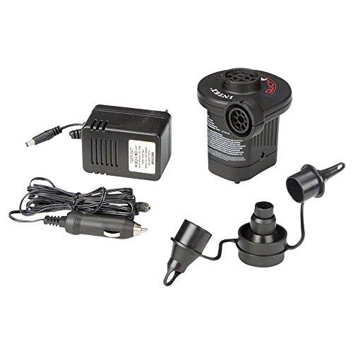 Intex Elektrische Luftpumpe Quick Fill Mini AC/DC Electric Pump 230 V, 66632