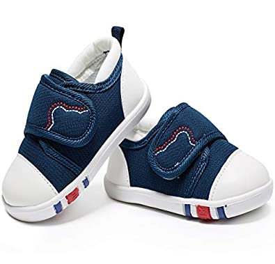 HLMBB Baby Shoes for Girl Boys Kids Babies 0 6 9 12 18 24 Months Tennis 96a4e5149