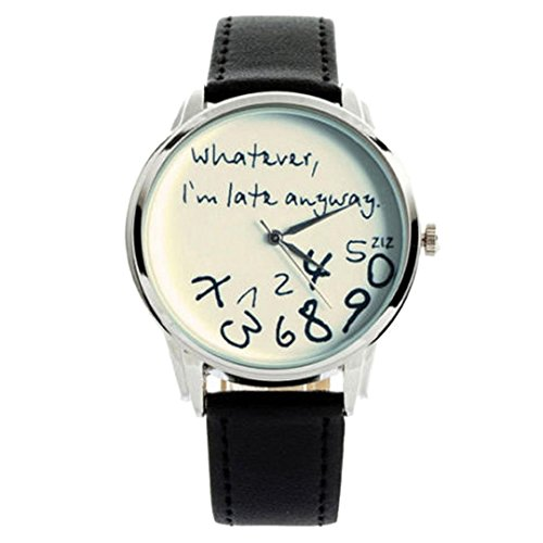 DDLBiz Unisex Analog Whatever Watch Color