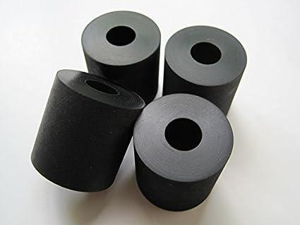4-Pack - Multi-Purpose Rubber Spacer 1