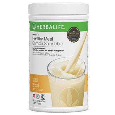 Formula 1 Healthy Meal Nutritional Shake Mix: French Vanilla 750 g ()