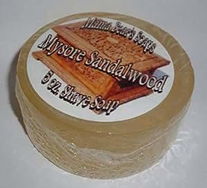 mama bears fragrance shaving soap