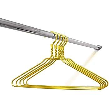 Amazon Com Beautiful Gold Aluminum Metal Suit Hangers Heavy Duty