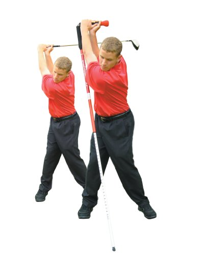 Randy Myers Golf Tour Stretching Pole Exercise Stick Swing Speed by Randy Myers