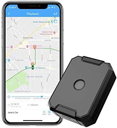 ShieldGPS Portable GPS Tracker with Live Audio /& Magnetic Attachment