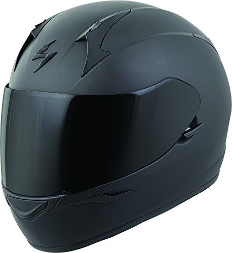 SCORPION SCORPION EXO-R320 MATTE BLK XL 32-0106 (Xl Blk Helmet)