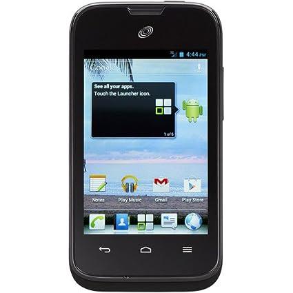 مشكلة الشاشة السوداء في هاتف huawei h867g بعد الفورمات