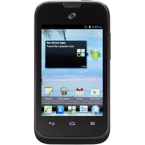 Huawei Inspira H867G Black Prepaid Smartphone Straight Talk