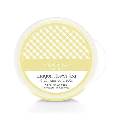 (Dragon Flower Tea Scent Pod Fragrance Wax)