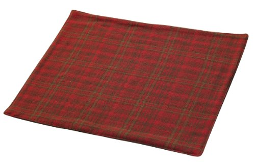 HiEnd Accents Cascade Lodge Placemats, Set of 4