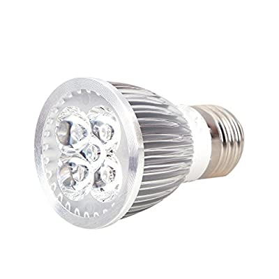 Growstar Led Grow Light Bulb Plant Light Growing light for Indoor Hydroponic Plants Garden Greenhouse,5W