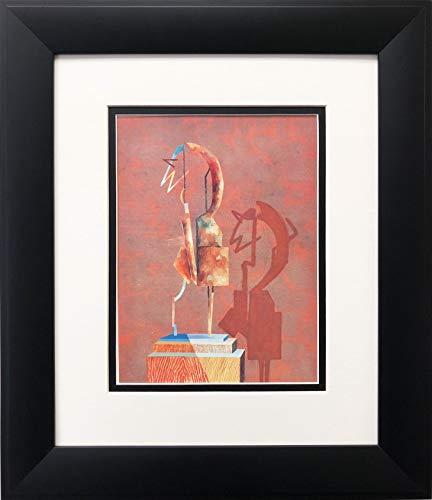 David Hockney Gonzalez and Shadow Newly Custom Framed Art Print 13