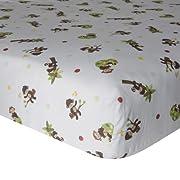 Bedtime Originals Curly Tails Sheet