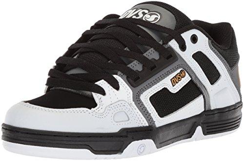 Hommes Chaussures Gris Comanche Pour Skate Dvs Charbon Footwear Nubuck 1zAXO