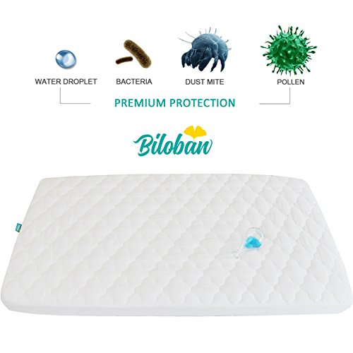 Pack N Play Waterproof Baby Crib Mattress Pad - 39