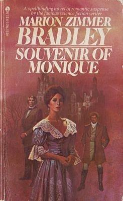 book cover of Souvenir of Monique