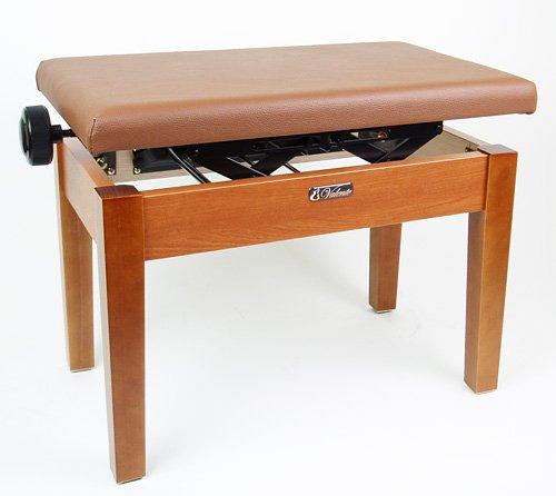 Valente チェロ椅子 CRC-5 座面が低めの木製楽器演奏イス(メイプルカラー)ギター椅子としてもおすすめ   B00LGMKNSK