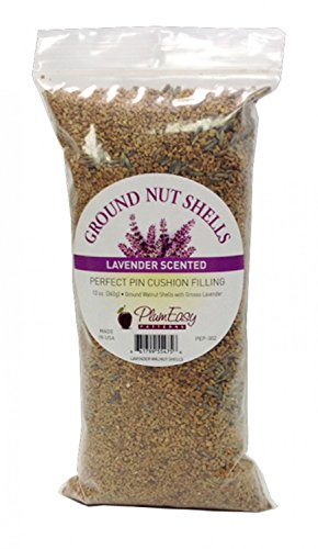 Ground Walnut Shell Filling 11 oz. Package Lavender Scented