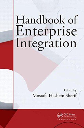 Handbook of Enterprise Integration by Brand: Auerbach Publications
