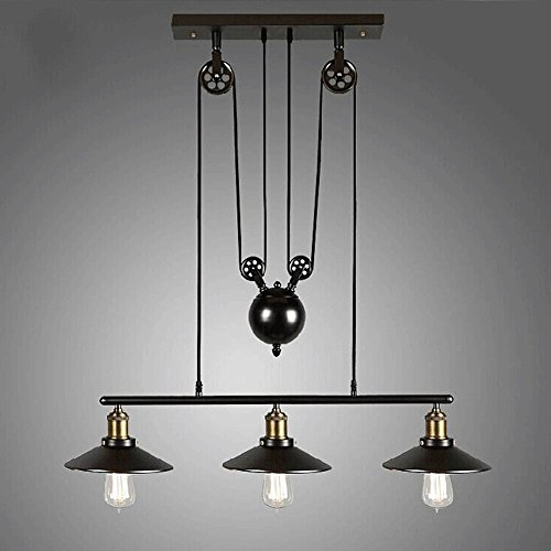 Buy Pulley Pendant Light in Florida - 3