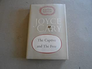 book cover of The Captive And The Free