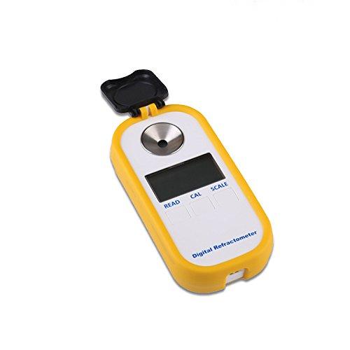 Refractómetro Digital para líquido de corte liberación agente tdr101