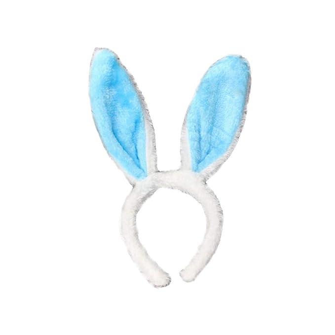 Haarbänder/Oster Hasen Ohren Stirnband/Dorical Damen Children Hairband Rabbit Ear Headband Hairband Hair Accessories Stirnbän