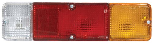 TYC 11-1340-00 Suzuki Samurai Driver Side Replacement Tail Light Assembly (Driver Suzuki Samurai)