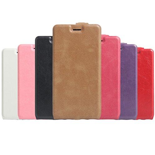 Funda Libro para BQ Aquaris M5.5, Manyip Suave PU Leather Cuero Con Flip Cover, Cierre Magnético, Función de Soporte,Billetera Case con Tapa para Tarjetas E