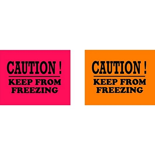 keep from freezing label - 8
