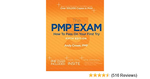 Andy Crowe Pmp Book 4th Edition Pdf
