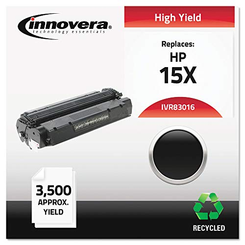INNOVERA 83016 High-Yield Toner for hp Laserjet 1000, 1200, 1220, 3300 Series, Others, Black,