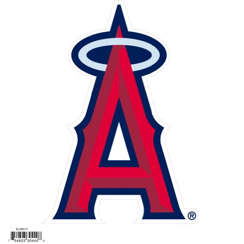 Siskiyou MLB Los Angeles Angels of Anaheim 8-Inch Logo -